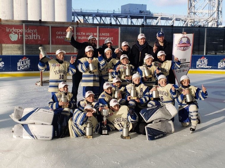 Atoms Win In Buffalo Mississauga Terriers Hockey Club Inc
